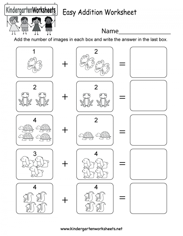 This Is An Image Addition Worksheet With Numbers This Would Be