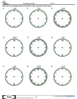 Clock Work #9