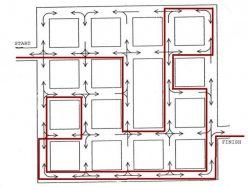 Traffic Maze