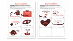 Mattergrams