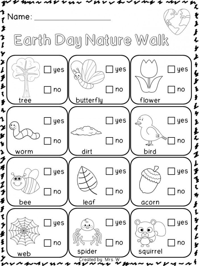 Weather Worksheet New  Weather Walk Worksheet