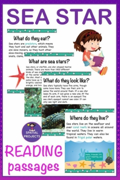 Starfish Text Features