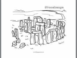 Color The World! Stonehenge