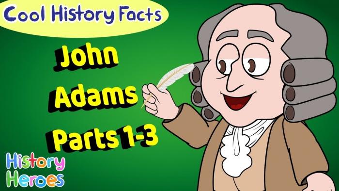 Complete John Adams Parts