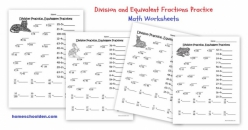 Fraction Practice: Equivalent Fractions