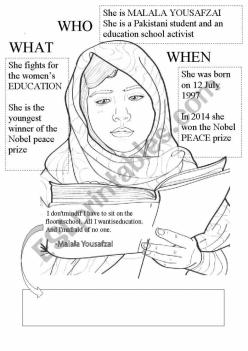 Malala: Nobel Laureate