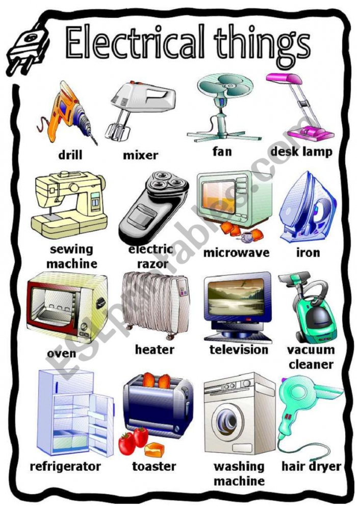 Electrical Things