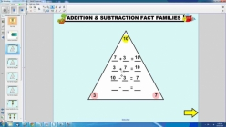 Frosty Fact Families: Addition And Subtraction