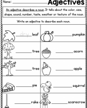 fall activities for first grade math worksheets and literacy 9