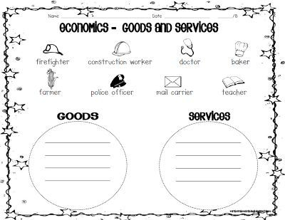 Goods And Services Activityassessment