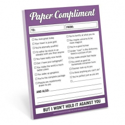 Compliment Notes