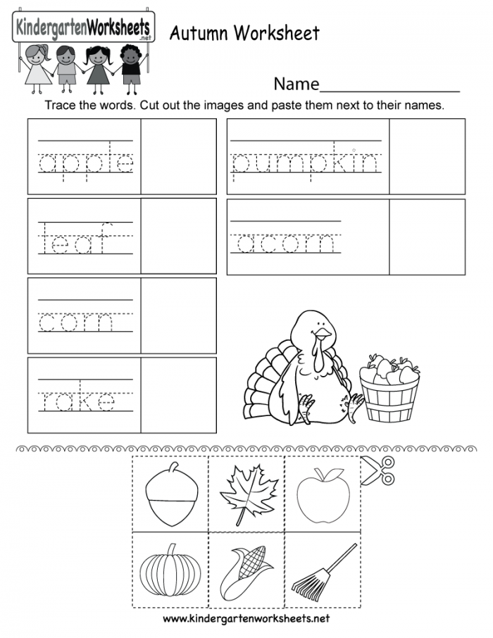 Pin On Fall Worksheets And Activities