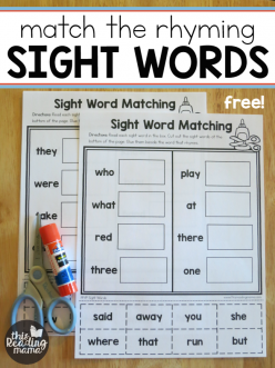 Word For Word Match