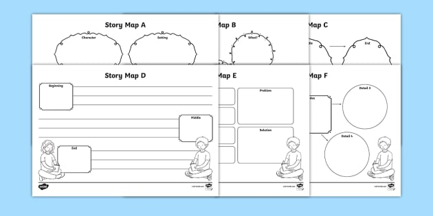 Story Map Worksheet