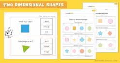 Shape Dimensions