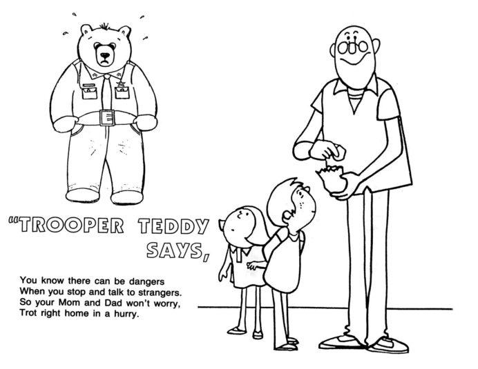 Adult Sign Language Worksheets Printable And Stranger Danger Never