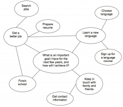 Informative Essay: Idea Map
