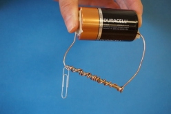 Build Your Own Electromagnet!