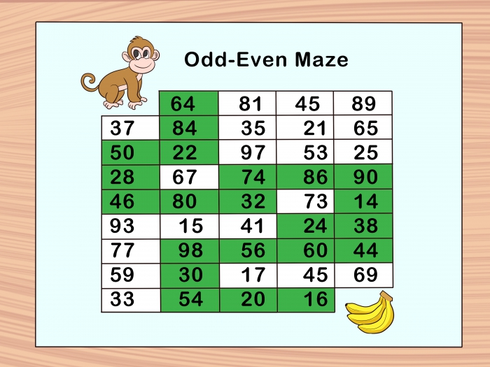 How To Teach Even And Odd Numbers  Steps With Pictures