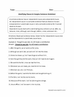 Compound Sentences In Nonfiction