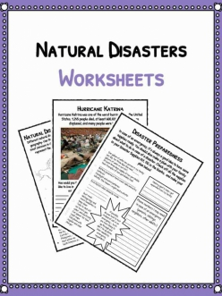 Causes And Effects Of Natural Disasters