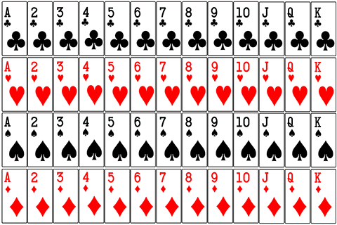 Playing Cards Probability