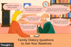 Family Interview: Culture And World Events