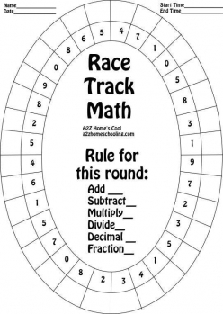 Race Track Game