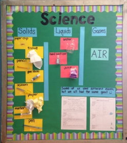Science Scavenger Hunt: Green