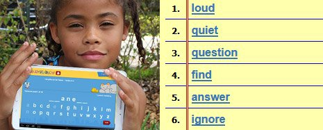 Th Grade Spelling Words