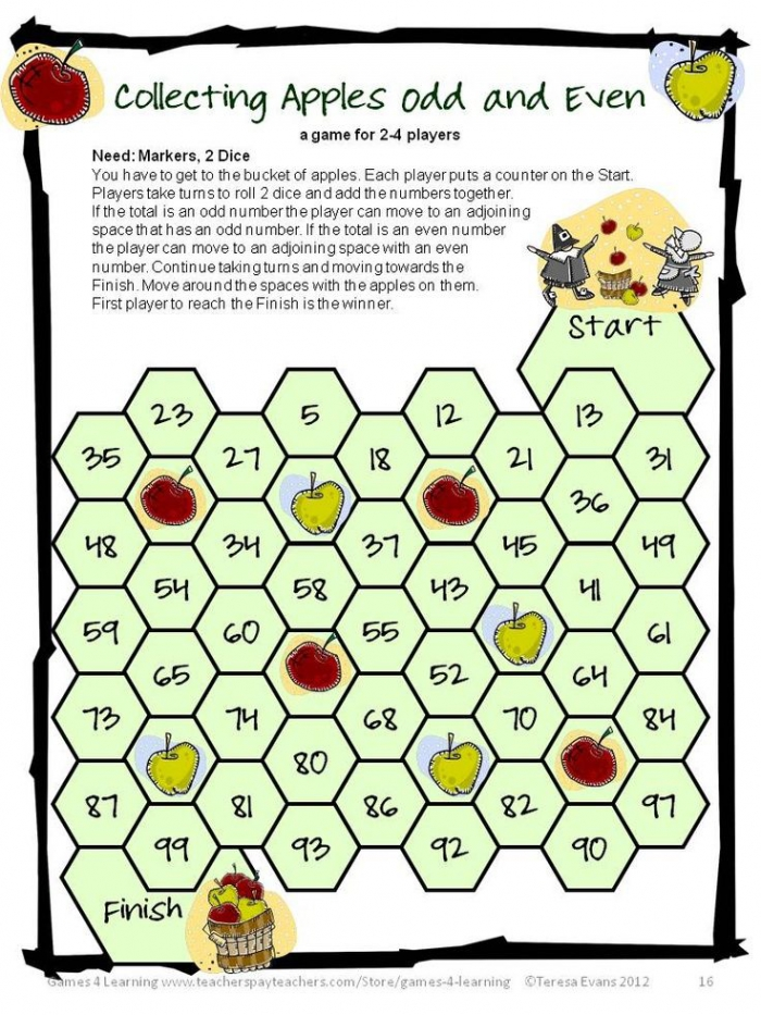 Thanksgiving Math Worksheets  Games  Puzzles  Brain Teasers