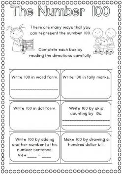 Careful Counting, Careful Writing
