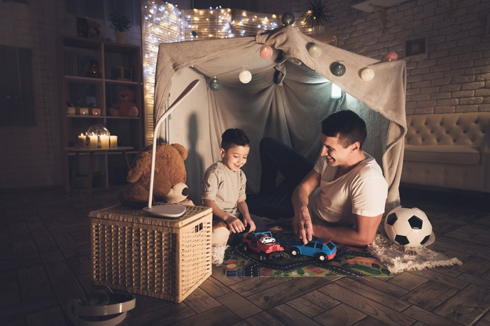Why Blanket Forts Are Amazing