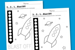 Blast Off With Be