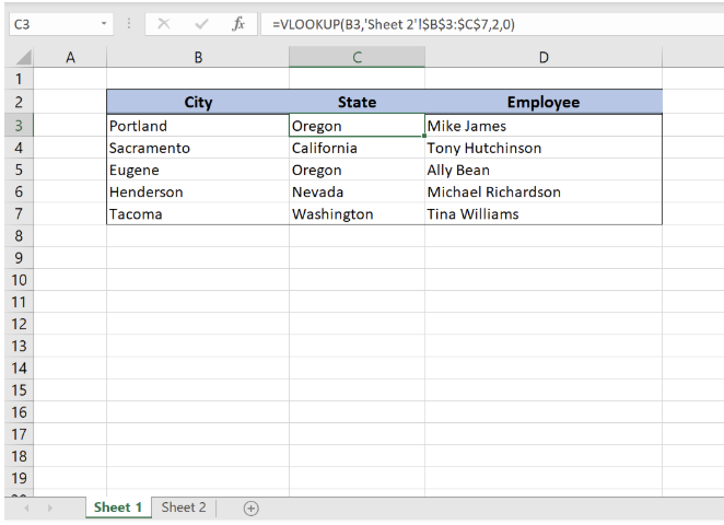 How To Pull Values From Another Worksheet In Excel