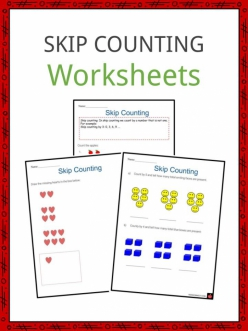 Multiplication: Skip Counting To Find The Total
