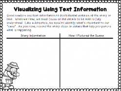 Reading Strategies: Visualizing
