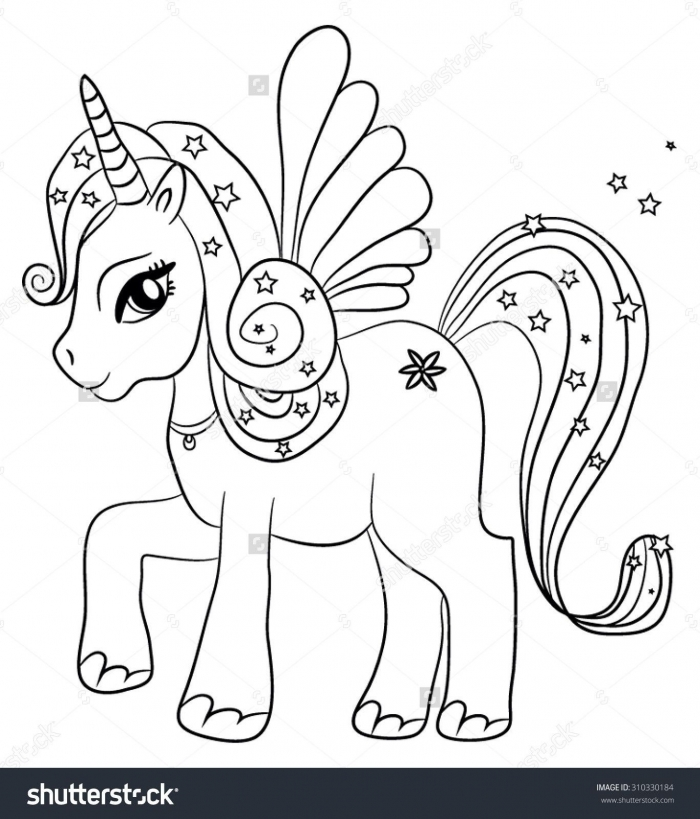Worksheets  Unicorn Color Tags Crayola Mess Free Colouring