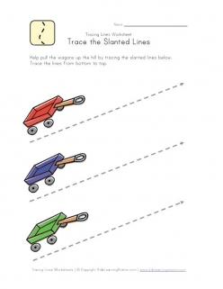 Diagonal Lines: Bugs