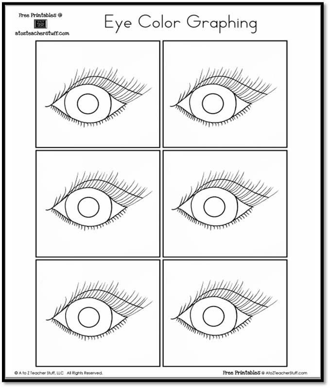 Eye Color Graphing