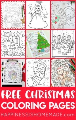 Celebrate Trees With A Coloring Activity