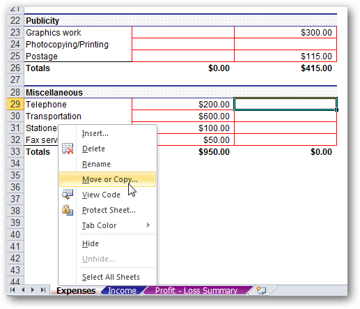 How To Copy Worksheets In Excel