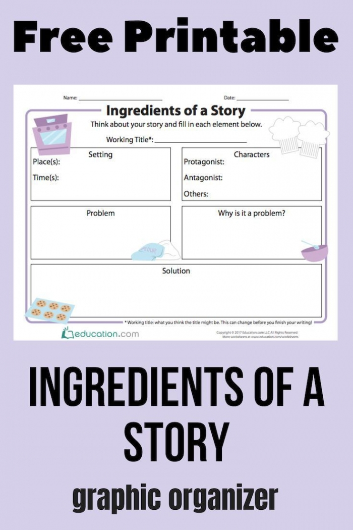 Ingredients Of A Story