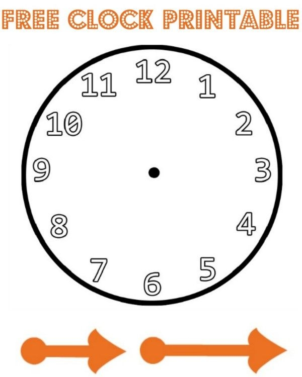 New Year Paper Plate Countdown Clock