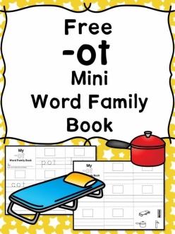 Word Family Story: -Ot