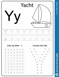 Writing The Letter Y