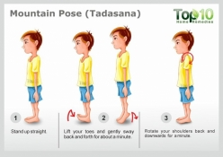 Yoga For Kids: Mountain Pose