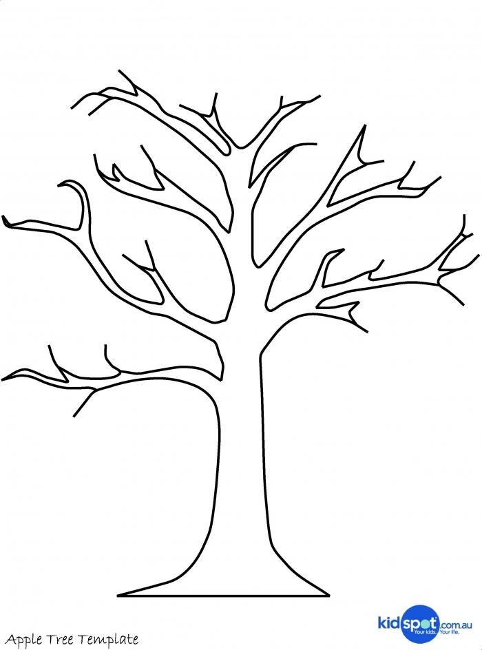 Bare Tree Worksheet