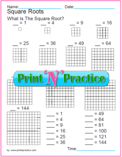 Building Exponents: Squares, Cubes, And Roots