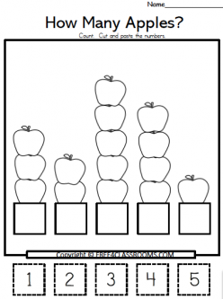 Subtraction: Falling Apples